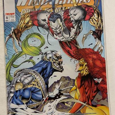Image; WildC.A.T.S: Covert Action Teams, #6, sealed