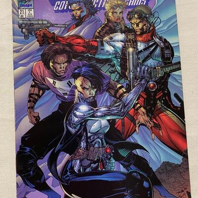Image; WildC.A.T.S: Covert Action Teams, #21