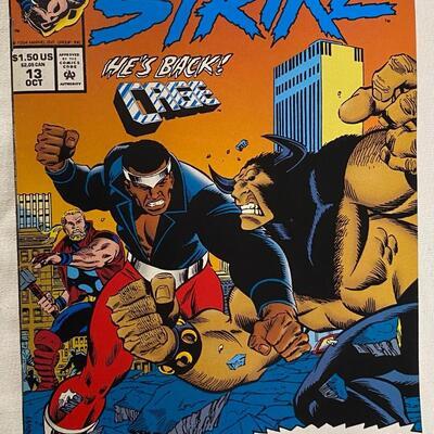 Marvel, Thunderstrike, #13