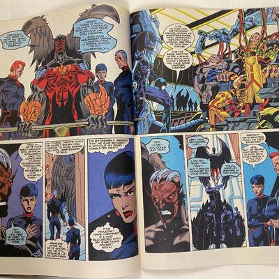 Marvel, Nova, #13