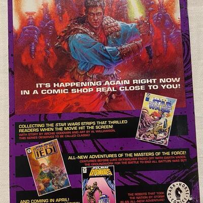 Dark Horse Comics, Catalyst: Agents of Change, #2