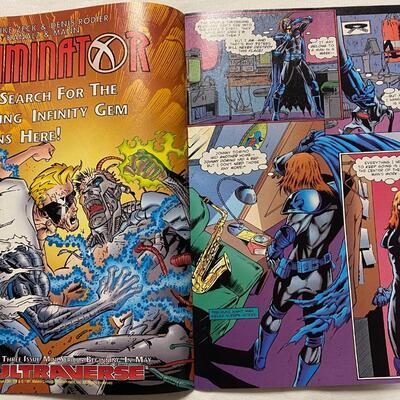 Malibu Comics, The Night Man, #18