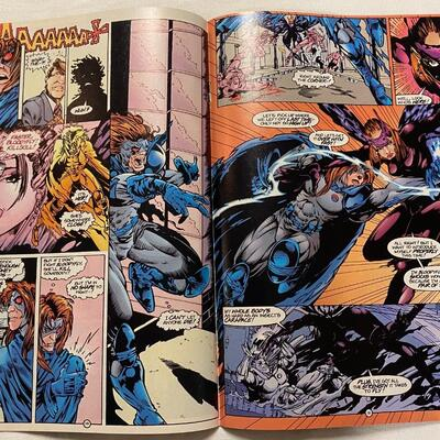 Malibu Comics, The Night Man, #17