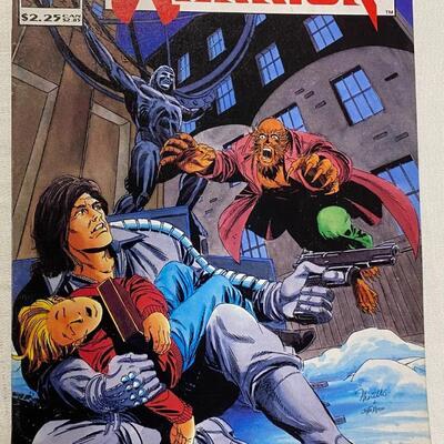 Valiant, Eternal Warrior, #10