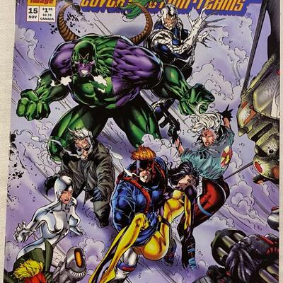 Image; WildC.A.T.S: Covert Action Teams, #15