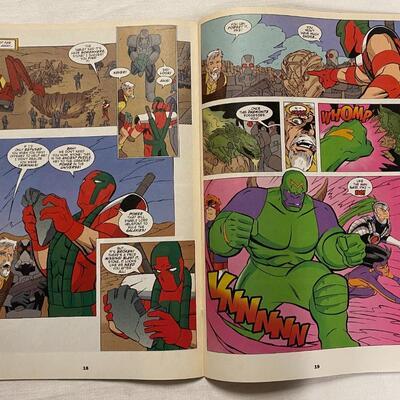 Image; WildC.A.T.S: Adventures, #7