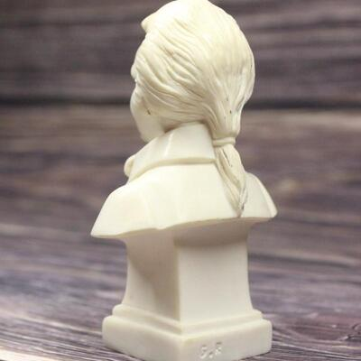 Small Bust of Mozart