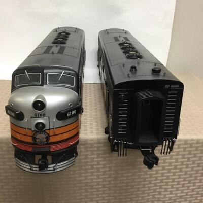 Southern Pacific G scale EMD F3AB units USA Trains