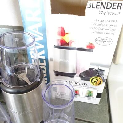 LOT 794. BLENDER AND COFFEE MAKER