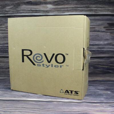 Revo Styler Cordless Rotating Hairbrush