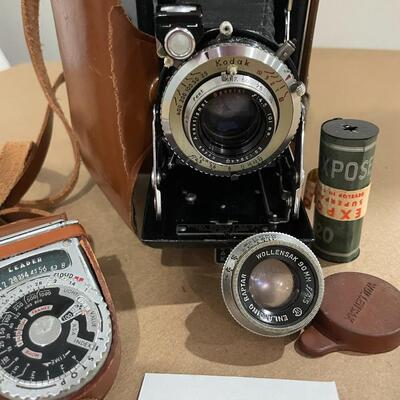 Kodak Vigilant 616 with accessories