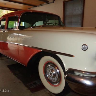 1955 Oldsmobile 88 Rocket