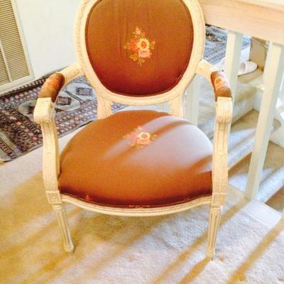 2 chairs- Hurwitz Mintz