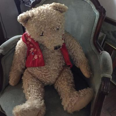 Vintage Large Steiff Bear