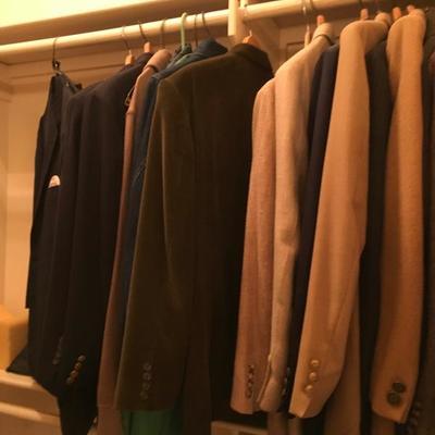 Men's clothing  most size Medium