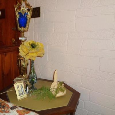 Vintage religious statues