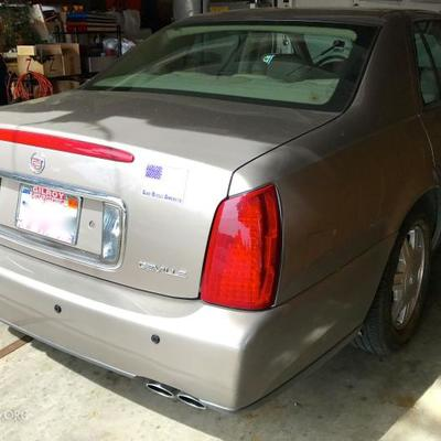 2004 Cadillac DeVille Base Gently Used, Excellent Condition 64k LOW MILAGE! Leather Interior