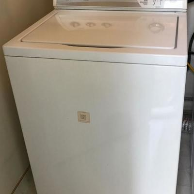 Whirlpool Washer and Samsung Gas Dryer