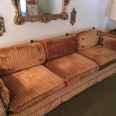 Beautiful Vintage Couch in pristine shape!