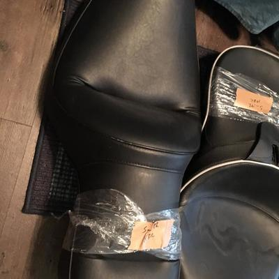 Harley-Davidson motorcycle seats