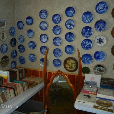 Collectibles room