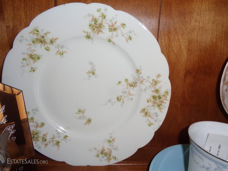Limoges china set