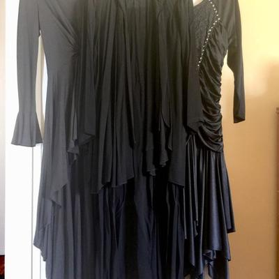 Witchy Woman vintage black dresses!