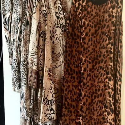 Animal print & African designs