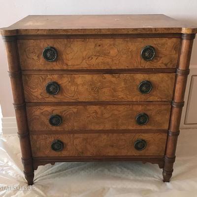 Minature antique chest