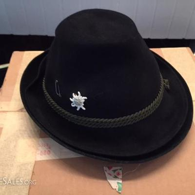 German Hat.