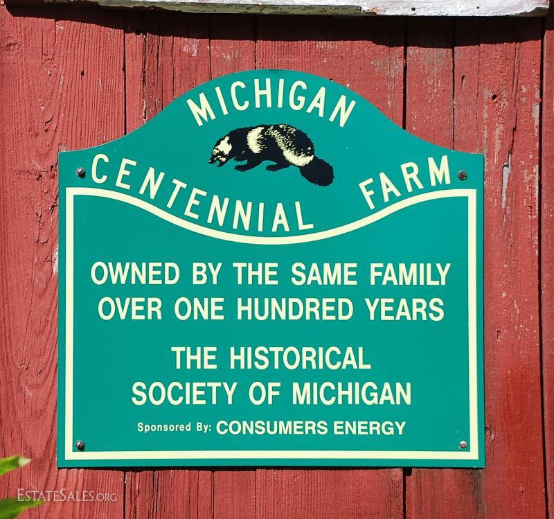 Willis Centennial Farm Antique Estate Grass Lake Mi 49240 Estatesales Org