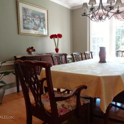 Hitchcock Dining room set