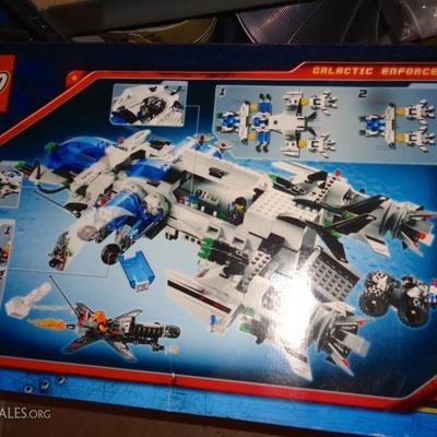 Lego's complete sets
