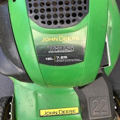 John Deere Lawnmower.