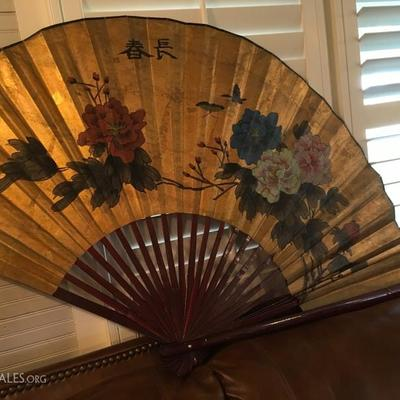 large Decorative Fan