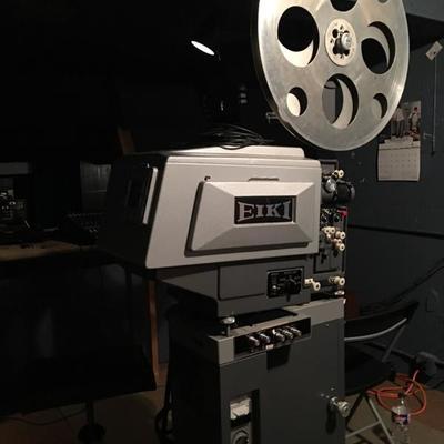16mm professional film projector