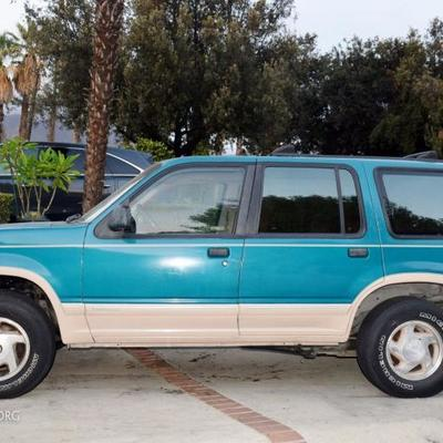 1992 Ford Explorer. Runs. Needs some work. Available for Pre-sale as-is. $500