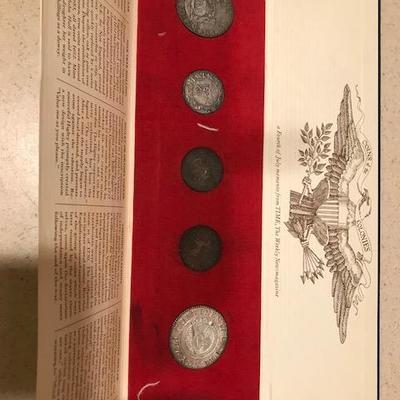 Coin set -