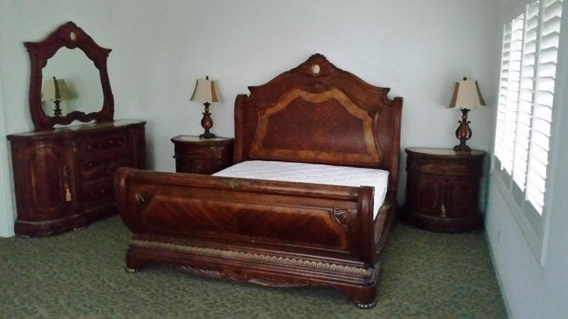 Michael Amini Bedroom Set Cortina..   Rancho Cucamonga, CA ...
