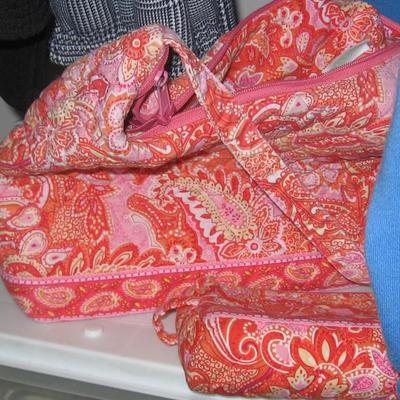 Vera Bradly hand bags