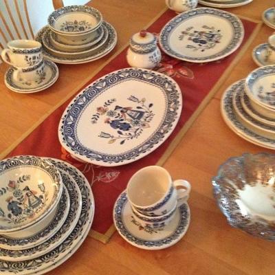 Vintage Johnson Bros China set