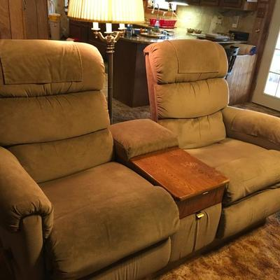 Double Recliners