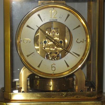 Vintage perpetual motion clock