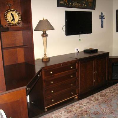 Sligh Homework furniture office unit