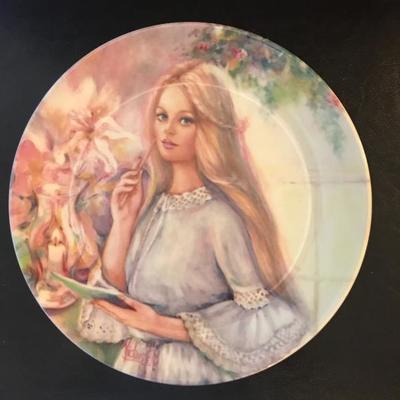 1986 Wedgwood plate