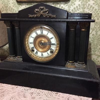 Mantle Clock.