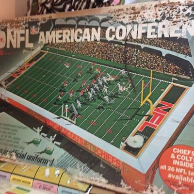 NFL American Conference Game.