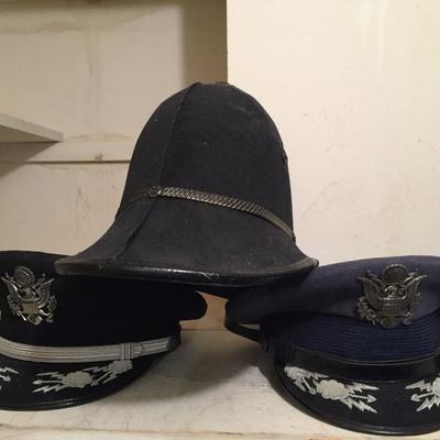 Military Hats.
