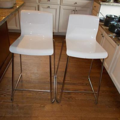 High top stools $45 two available