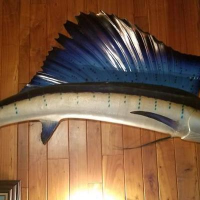 10' long sailfish BUY IT NOW  $ 575.00